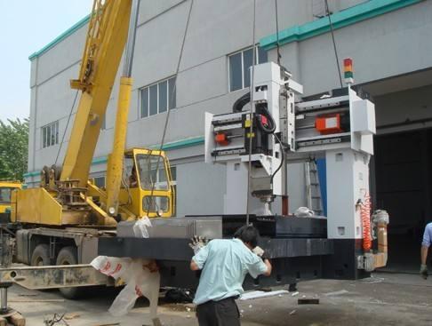广州越秀厂房设备搬迁机械搬运起重吊装