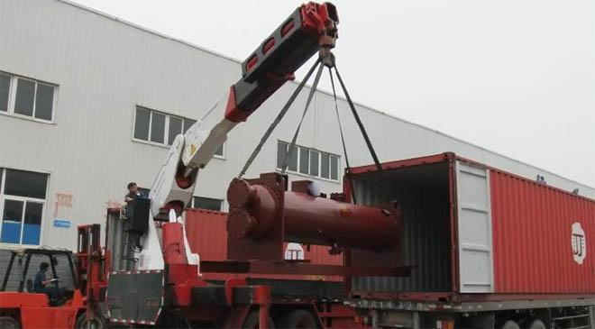 广州工厂搬迁设备搬运流程
