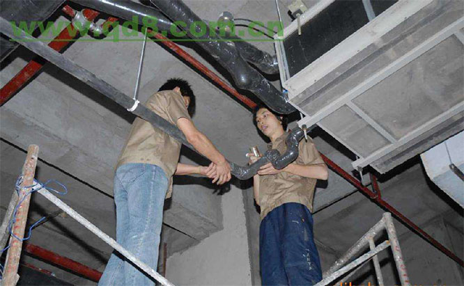 广州空调拆装移机