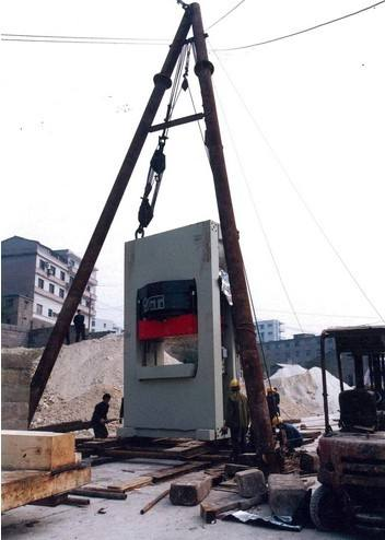 设备搬运重型机械搬迁装卸