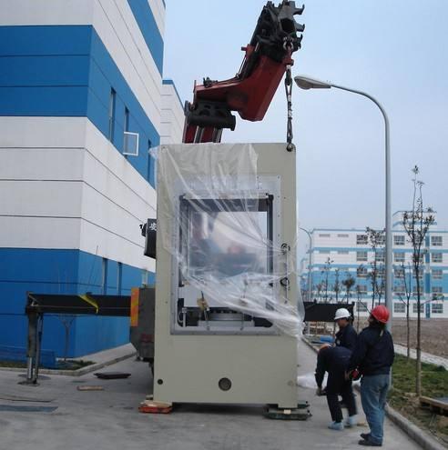 设备搬迁移位厂房机械搬运起重吊装