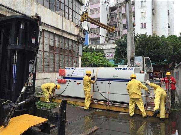 广州专业搬运设备,工厂搬迁